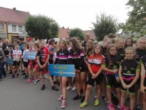 Informujemy o podziale miejsc na zgrupowania organizowanych dla uczestników szkółek kolarskich.