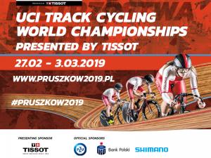 Torowe Mistrzostwa Świata 2019 -Track World Championships 2019 Pruszków